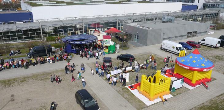 Die Kinder-Kult Messe Erfurt – Wissenschaft, Spiel, Spaß, Flugsimulator und FPV-Kameraflüge